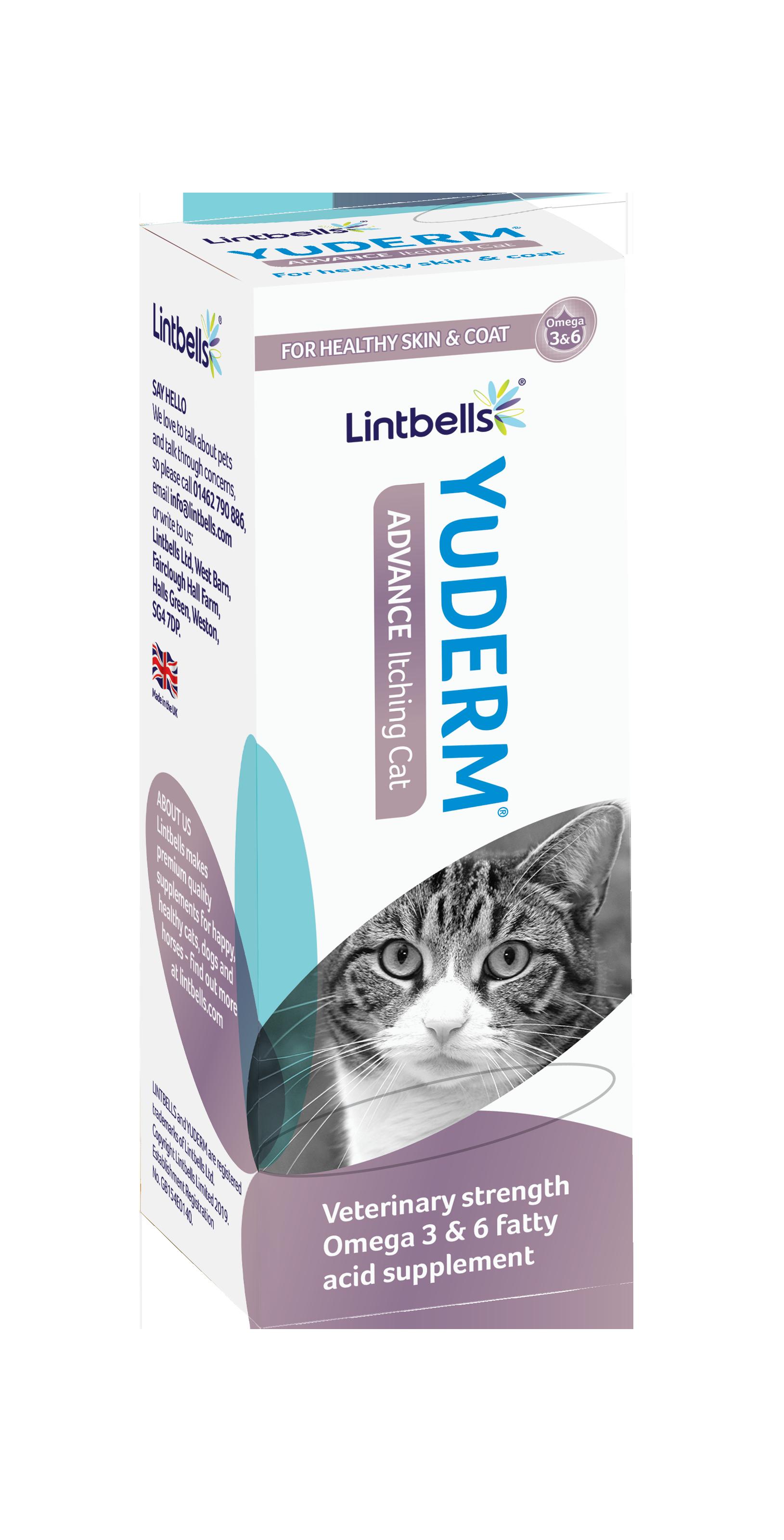 YuDERM ADVANCE Cat 50ml Box
