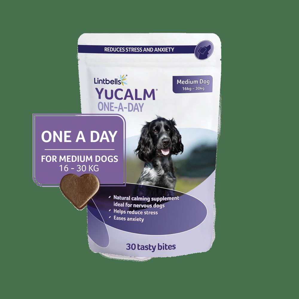 YuCALM ONE-A-DAY Medium Dog