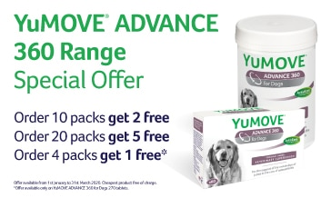 YuMOVE ADVANCE 360 Special Offer